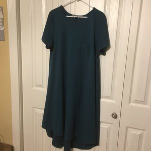 LuLaRoe Carly XL Jade